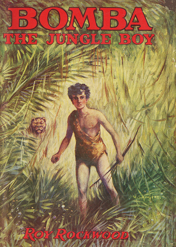 Bomba Jungle Boy 1st Edition