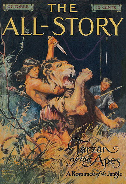 Tarzan of the Apes All-Story