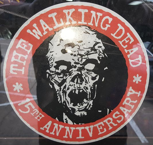 Walking Dead 15th Anniversary