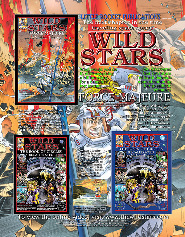 Wild Stars Diamond ad - February 2015